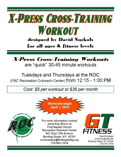 GT Roc Boot Camp